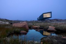 Long Studio_Fogo Island_Saunders Architecture_main