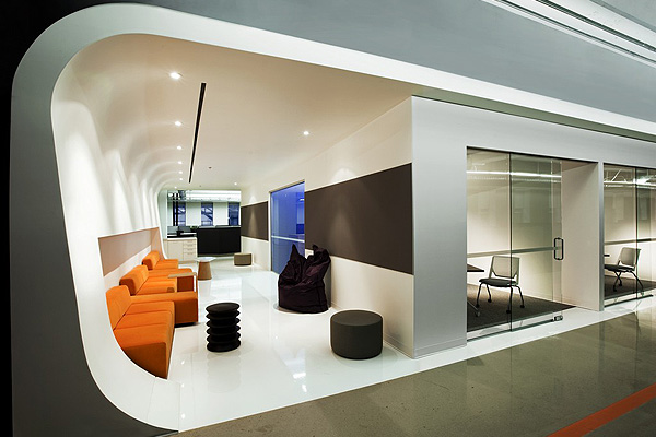 Office Design Solutions Magnificent Thq Office  Ids Design  Afflante Design Inspiration