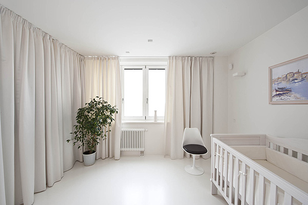 Contemporary Minimalist contemporary minimalist apartment in moscow // alexandra fedorova