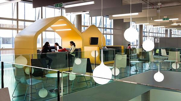Coventry University The Hub HawkinsBrown