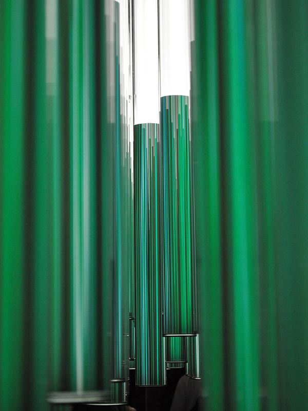 Photos courtesy John Picat & Hanging Forest Lighting Installation // Gilbert Moity | Afflante.com azcodes.com