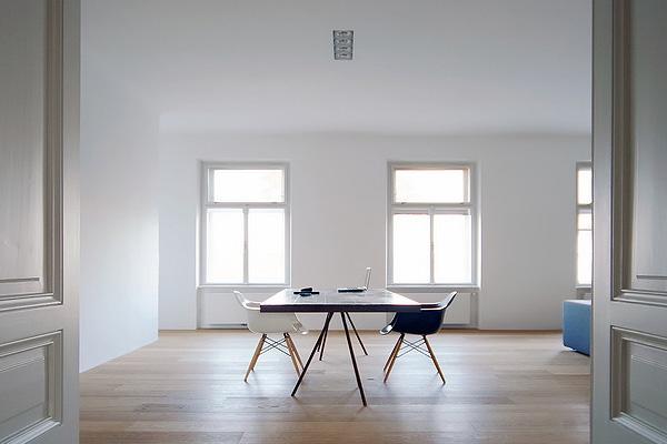 Minimalist Apartment in Ljubljana Ofis Architects Afflantecom
