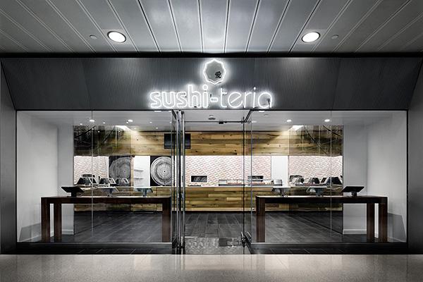 Sushi Restaurant Design sushi-teria restaurant // form-ula | afflante