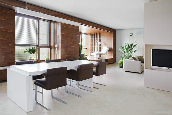 Minimalist Studio minimalist apartment // ai-studio | afflante