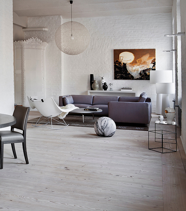Contemporary Russian Apartment With A History Ekaterina