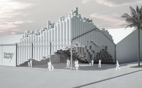 Drift' Pavilion @ Design Miami // Snarkitecture | Afflante.com